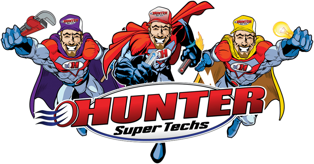 Hunter Super Techs Logo